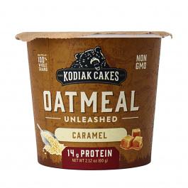Kodiak Cakes Oatmeal Unleashed Cup Caramel, 60g