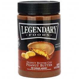 Legendary Foods Peanut Butter Cup Nut Butter, 453g