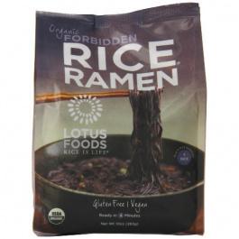 Lotus Foods Organic Forbidden Rice Ramen Noodles, 283g