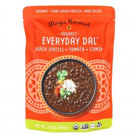 Maya Kaimal Everyday Dal (Black Lentils, Tomato, Cumin), 284g