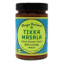 Maya Kaimal Mild Tikka Masala Simmer Sauce Mild, 354g