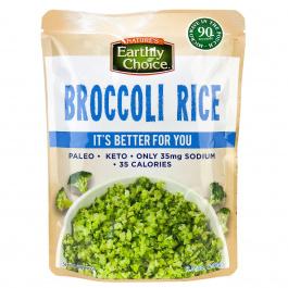 Nature's Earthly Choice Broccoli Rice, 241g