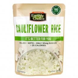 Nature's Earthly Choice Cauliflower Rice, 241g