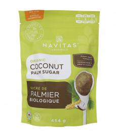Navitas Naturals Organic Coconut Palm Sugar, 454g