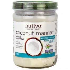 Nutiva Organic Coconut Manna, 425g