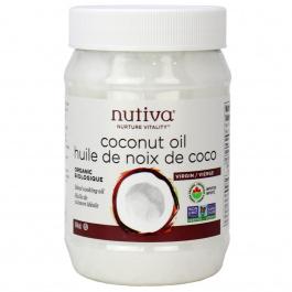 Nutiva Organic Virgin Coconut Oil, 444ml