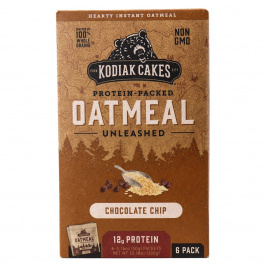 Kodiak Cakes Protein Packed Oatmeal Chocolate Chip, 6 Packets