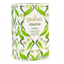 Pukka Organic Herbal Tea Cleanse, 20 Sachets