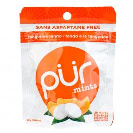 Pur Sugar-Free Mints Tangerine Tango, 32g