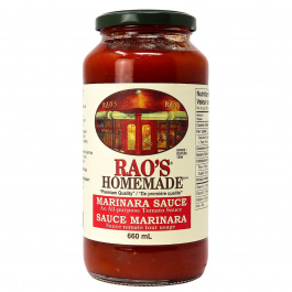 Rao's Marinara Sauce, 660mL