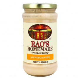 Rao's Homemade Premium Quality Alfredo Sauce, 425g