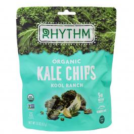Rhythm Superfoods Organic Kale Chips Kool Ranch, 57g