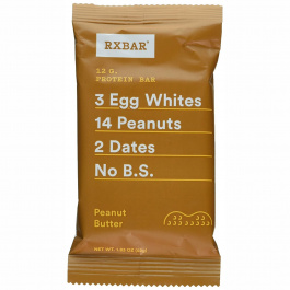 RX Bar Peanut Butter, 52g
