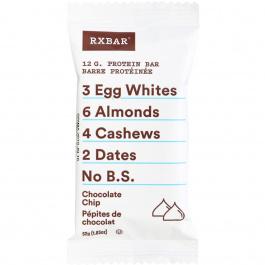 RX Bar Chocolate Chip, 52g