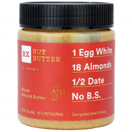 RX Nut Butter Maple Almond, 284g