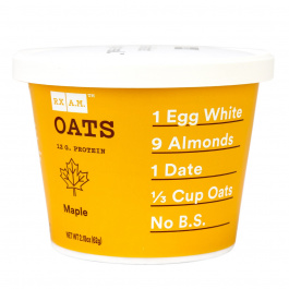 RX A.M. Oats Maple, 62g