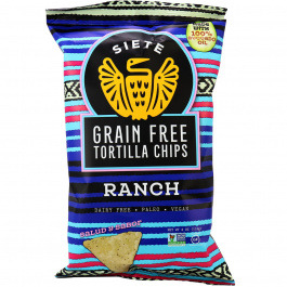 Siete Ranch Grain Free Tortilla Chips, 113g