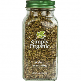 Simply Organic Italian Seasoning, 22g