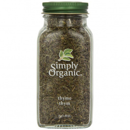 Simply Organic Thyme Leaf Whole, 31g