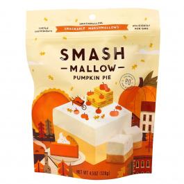 SmashMallow Pumpkin Pie Marshmallows, 128g