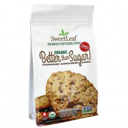 SweetLeaf Organic Better than Sugar! Granular Sweetener for Baking, 400g