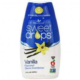 Sweetleaf Sweet Drops Vanilla, 50ml