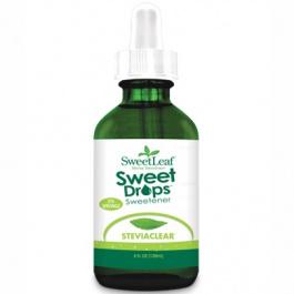 Sweetleaf Sweet Drops Liquid Stevia, 120ml