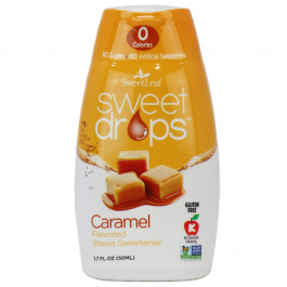 Sweetleaf Sweet Drops Caramel, 50ml