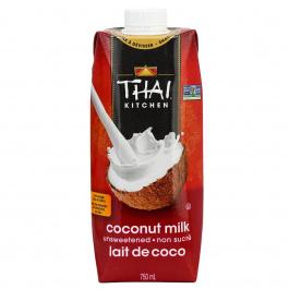 Thai Kitchen Unsweetened Coconut Milk, 750ml
