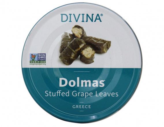 Divina Dolmas, Stuffed Grape Leaves, 200g