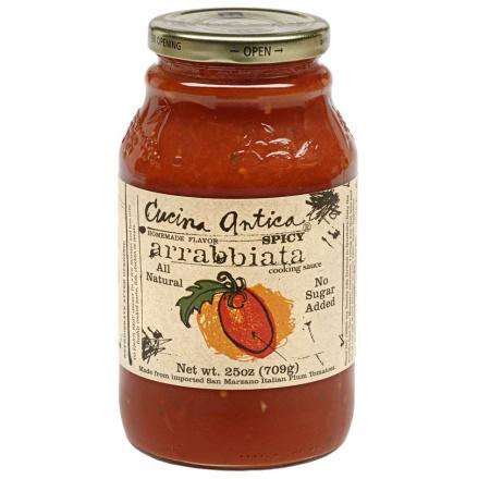Cucina Antica Spicy Arrabbiata Sauce, 670ml