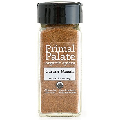 Primal Palate Organic Spices Garam Masala, 45g