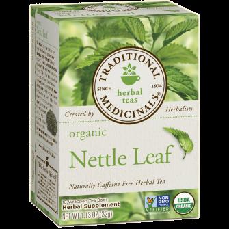 Traditional Medicinals Organic Nettle Leaf Tea, 20 tea bags