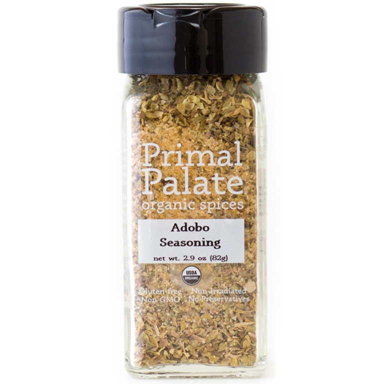 Primal Palate Organic Spices Adobo Seasoning Canada Naturamarket Ca