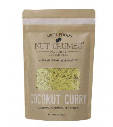 Nut Crumbs Bread Crumb Alternative Coconut Curry, 226g