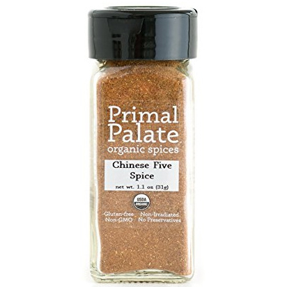 Primal Palate Organic Spices Chinese Five Spice, 31g